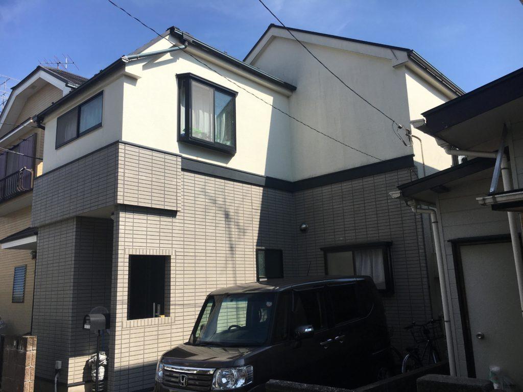 外壁塗装 長野県