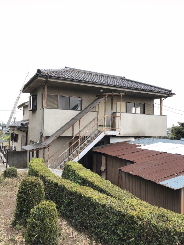長野市 外壁 修理