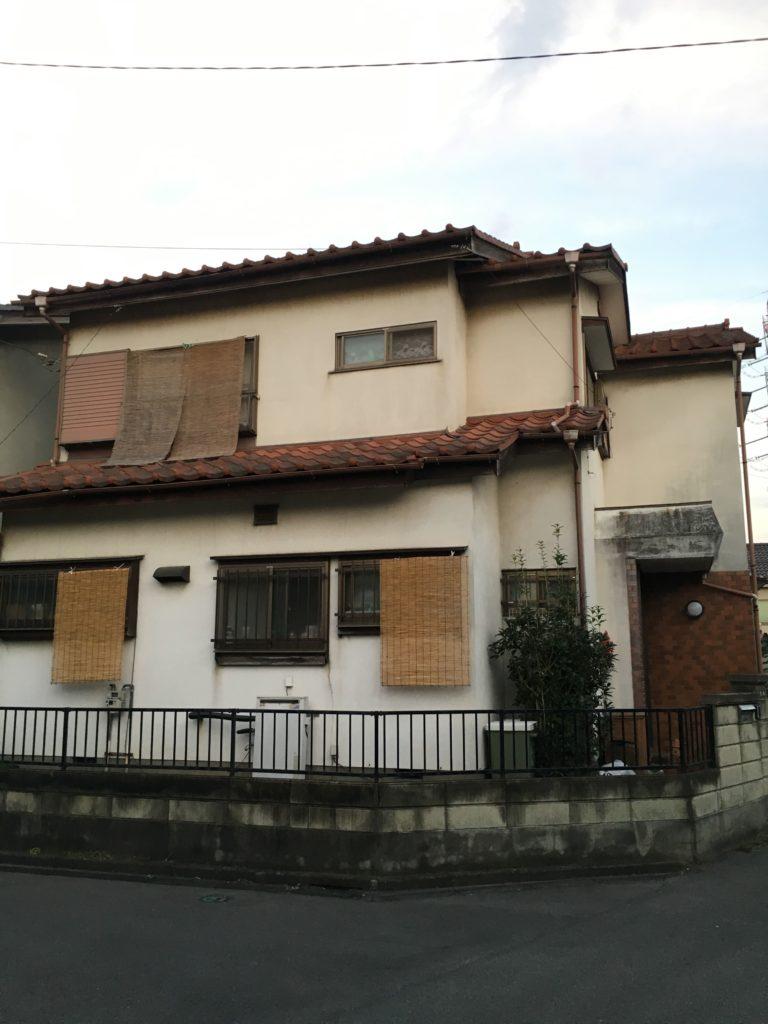 外壁塗装工事 松本市