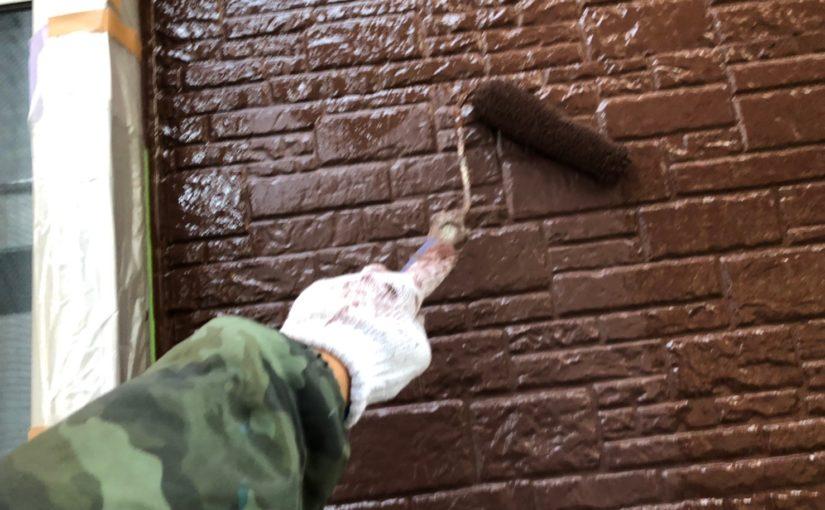 上田市 外壁塗装